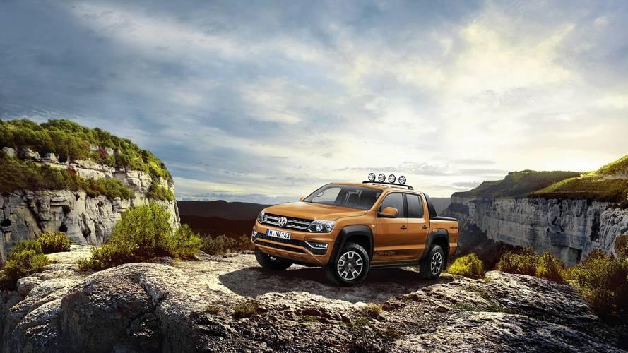Volkswagen Amarok Canyon geri döndü