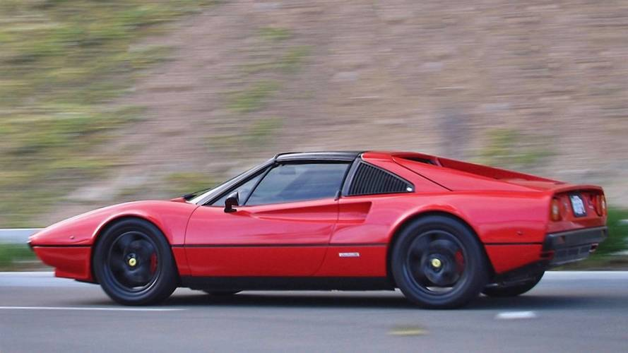 You Can Buy This Electric Ferrari 308 GTS