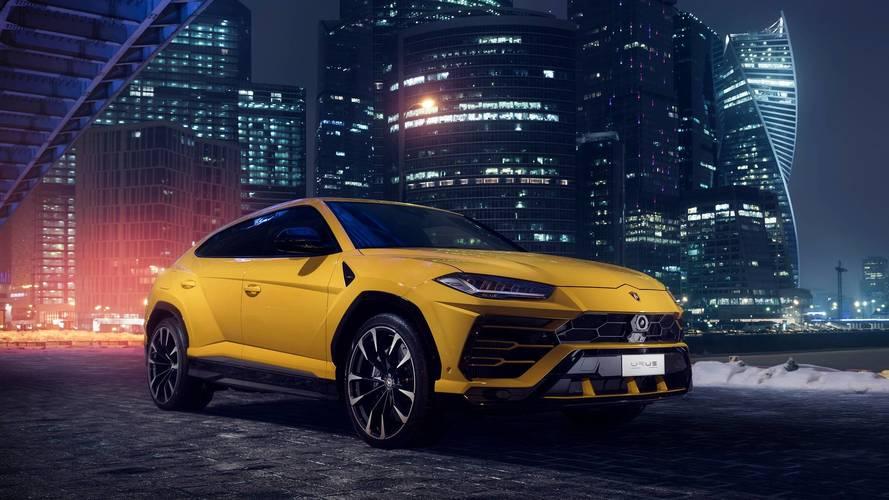 Lamborghini Concludes Four-Month, 114-City World Tour After Debut