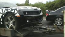 2010 Chevy Camaro spied in Oz