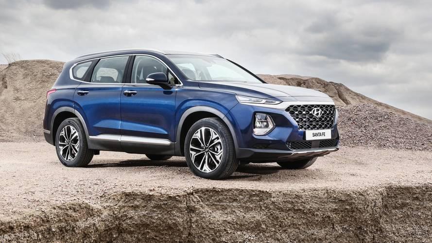 Hyundai Santa Fe 2018: conocemos más datos oficiales