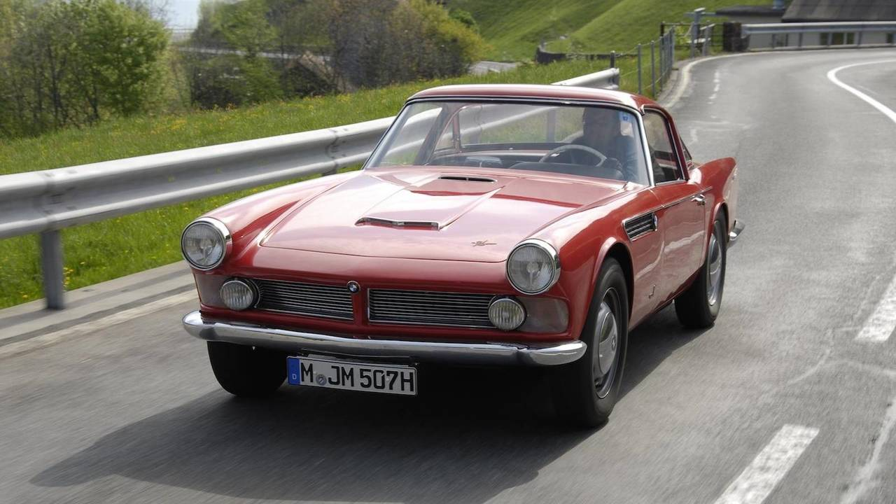 BMW 3200 Michelotti Vignale