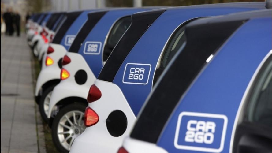 Car Sharing: perché il Sud Italia è un problema