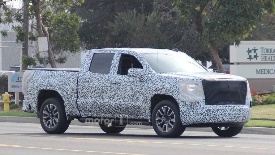 Eye Spy The Redesigned GMC Sierra's New Headlights