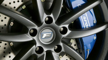 Lexus F-Sport brake upgrade