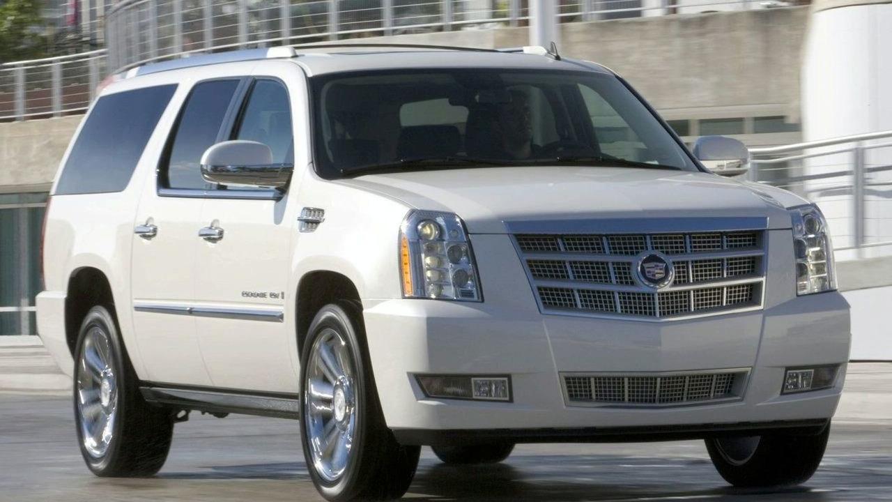 Cadillac Escalade Platinum Edition