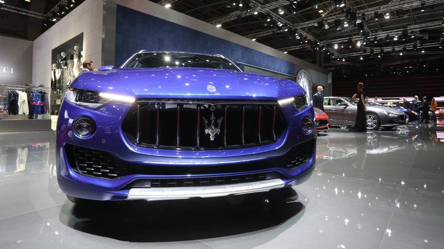 Maserati prépare un nouveau SUV sur base d'Alfa Romeo