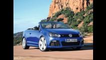 Volkswagen Golf R Cabriolet