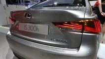 Lexus IS 300 2017 Mondial de l'Automobile