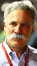 Chase Carey, Formula One Group Chairman (1)