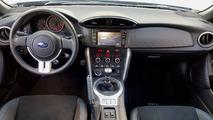 2016 Subaru BRZ Series Hyperblue