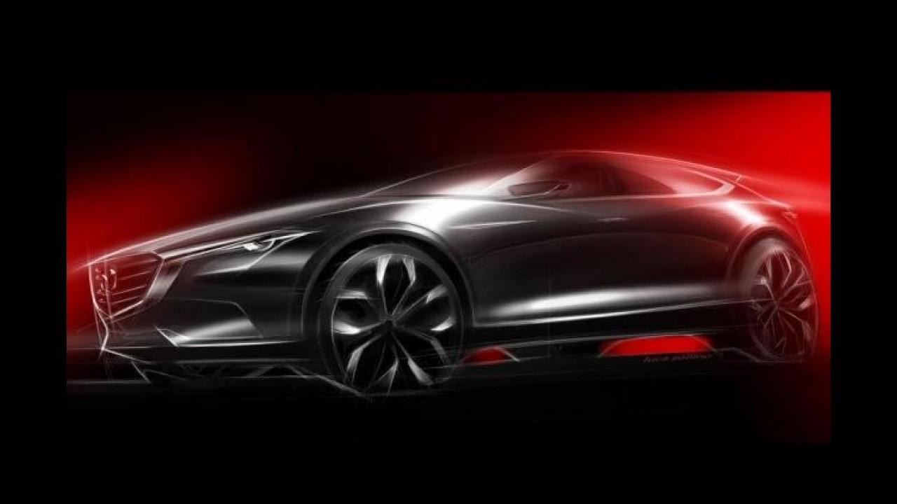 Mazda Yeni CrossOver Konsepti Koeru'yu Frankfurt'ta Tanıtacak
