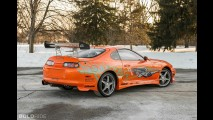 Toyota Supra Fast and Furious Stunt Car