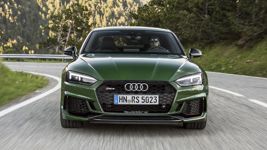 Audi RS 5 söylenenden hızlı olabilir