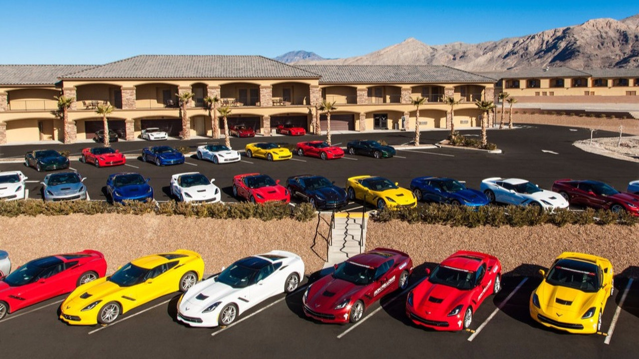 Spring Mountain Motorsports Ranch