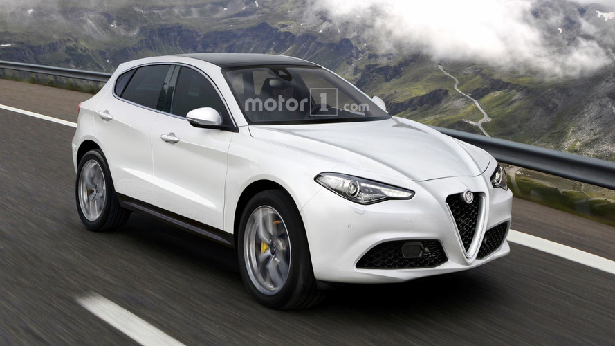 Alfa Romeo future SUVs