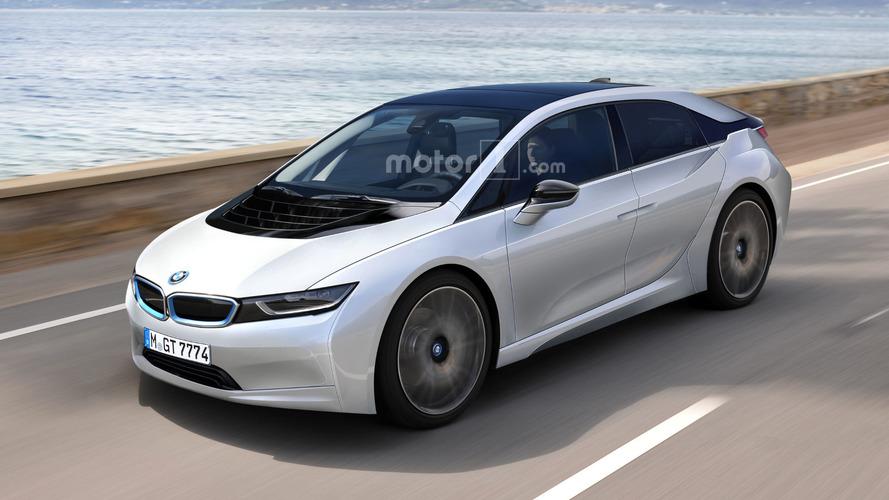 BMW i5 2021, con nivel 3 de conducción autónoma