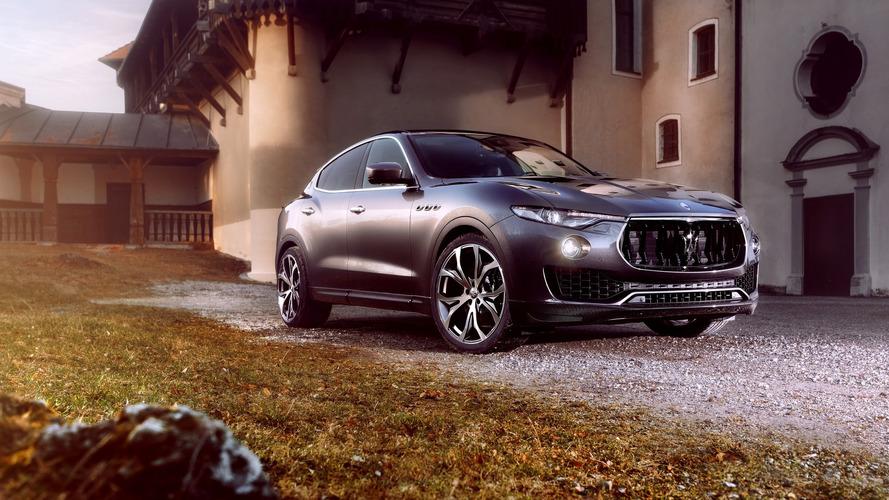 Le Maserati Levante n'est pas assez puissant ? Novitec s'en charge !