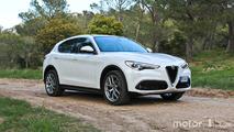 Essai Alfa Romeo Stelvio 2017