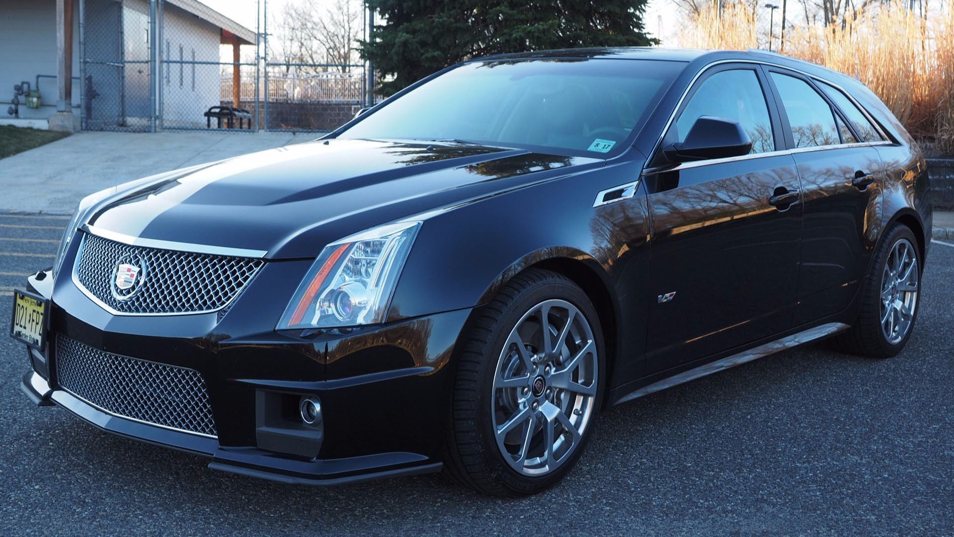 Cadillac Cts V Wagon For Sale >> Score This Rare 2012 Cadillac CTS-V Manual Wagon While It's Affordable