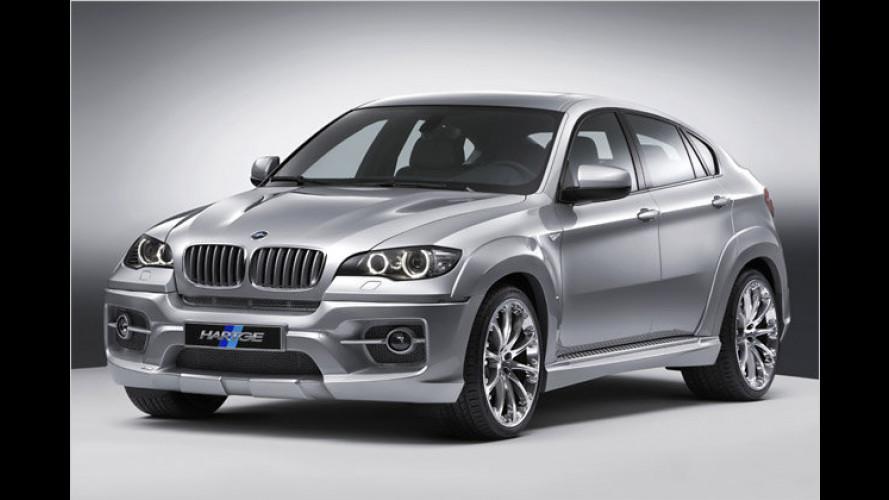Dieselexpress: Hartge macht den BMW X6 xDrive40d munter