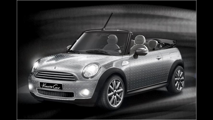 Wiener Life Ball: Mini bringt drei gestylte Autos mit