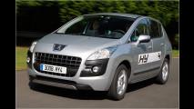 Peugeots Dieselhybrid