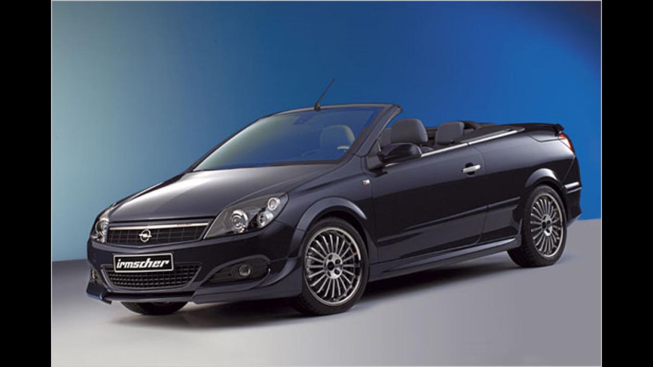 Sportliche Opel-Cabrios
