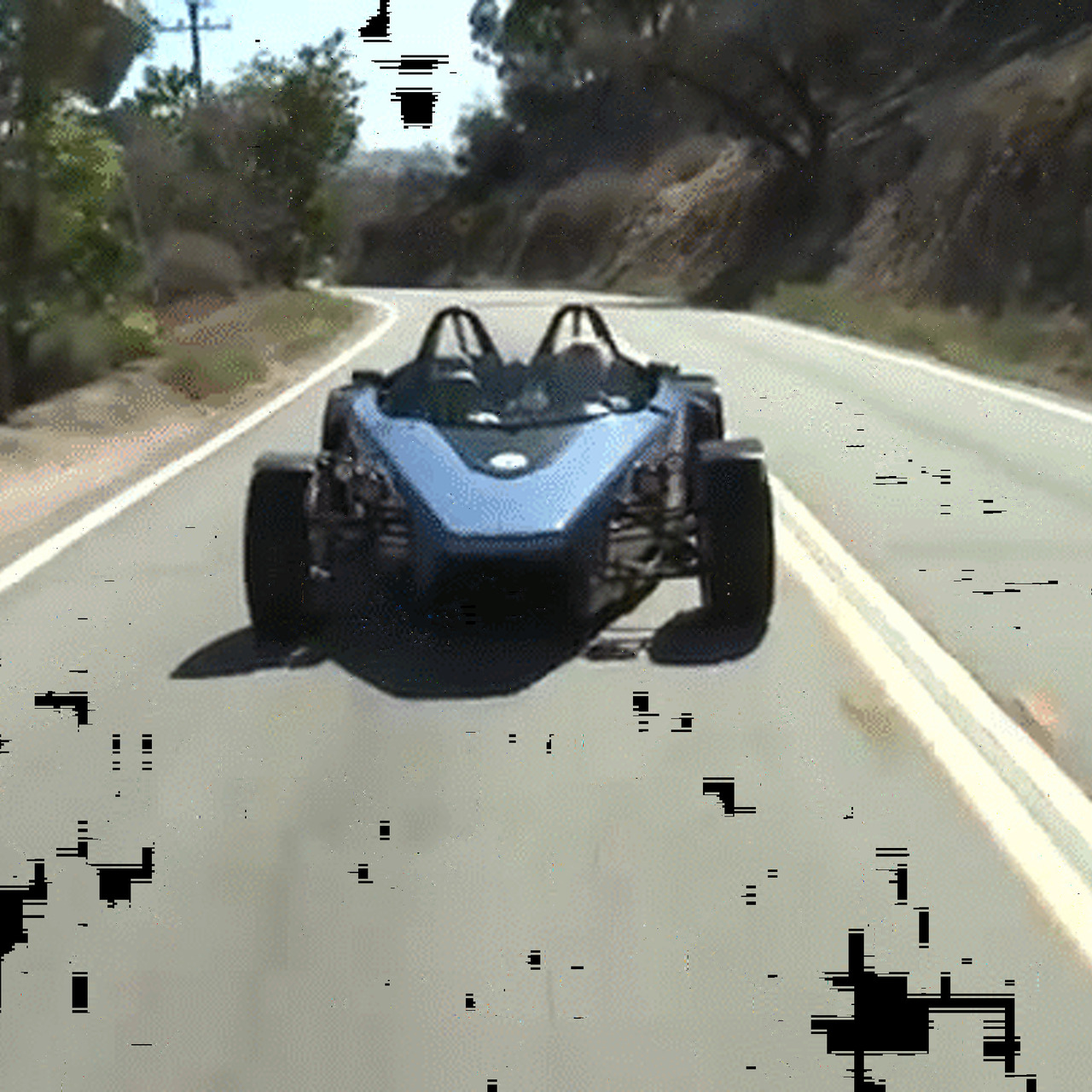 Watch Jay Leno Unravel the Raucous Drakan Spyder Track Toy