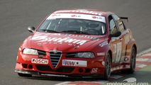 Ex Fabrizio Giovanardi ETCC Championship winning 2002 Alfa Romeo 156 S2000 driven by Stephen Dymoke