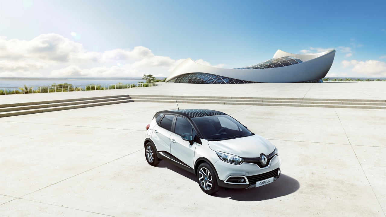 Renault Captur Wave special edition