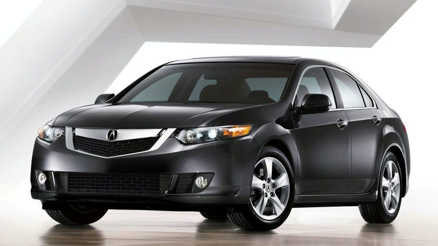 Acura TSX Details Surface