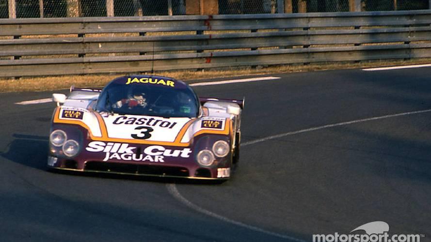 Jenson Button To Race 1988 Jaguar At Le Mans Classic