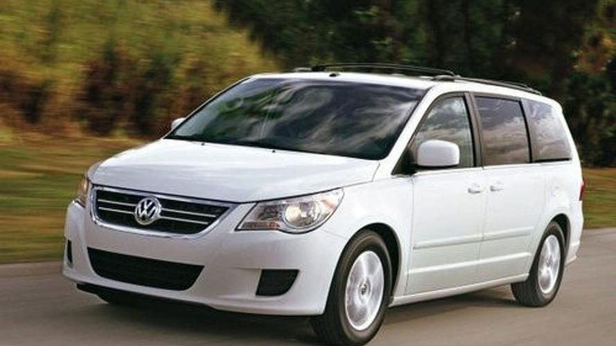 LEAKED: Volkswagen Routan