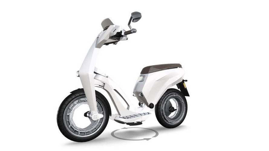 Slick New E-Scooter From Ujet Unveiled At CES