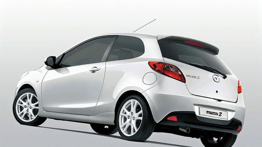 Sporty Mazda2 3-door to be shown at Geneva
