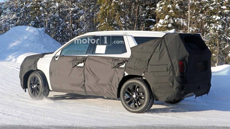 """Hyundai Large SUV Could Be Called """"Palisade"""""""