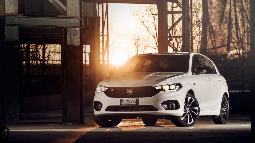 Sporty S-Design joins Fiat Tipo range