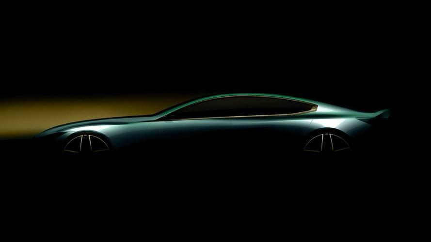 Négyajtós Gran Coupé koncepcióval vezeti fel a BMW az M8-at