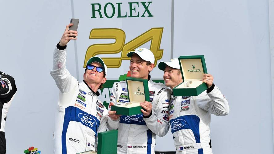 Why Does A Rolex Watch Lure The World's Best Drivers To Daytona?