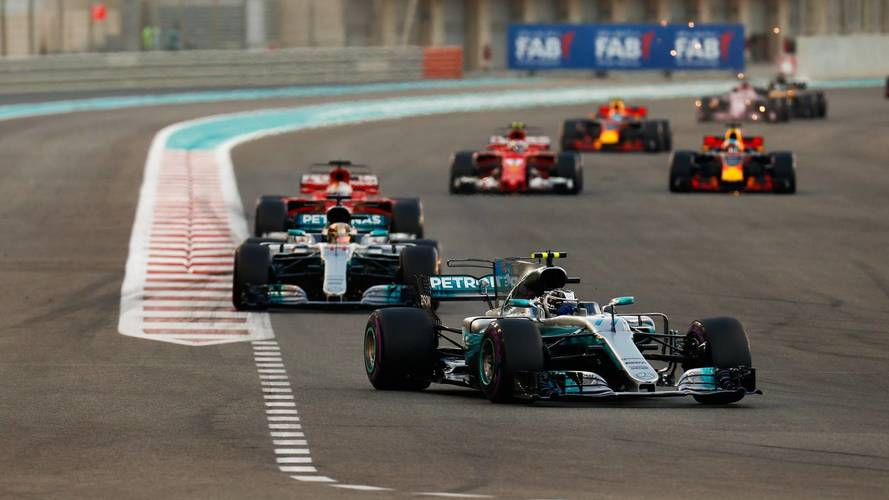 FIA Issues 2018 Formula 1 Entry List