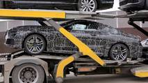 2019 BMW 8 Series M Sport Spy Photo