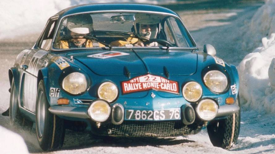 Motor1.com Legends: 1961 Alpine A110