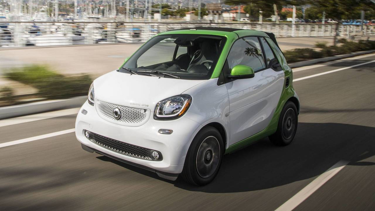 2018 smart fortwo electric drive cabriolet review photo. Black Bedroom Furniture Sets. Home Design Ideas
