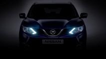 2014 Nissan qashqai teaser - original
