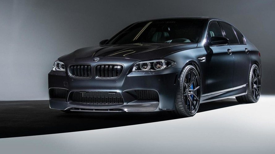 Vorsteiner introduces a new styling package for the BMW M5