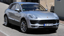 2014 Porsche Macan spy photo 07.08.2013