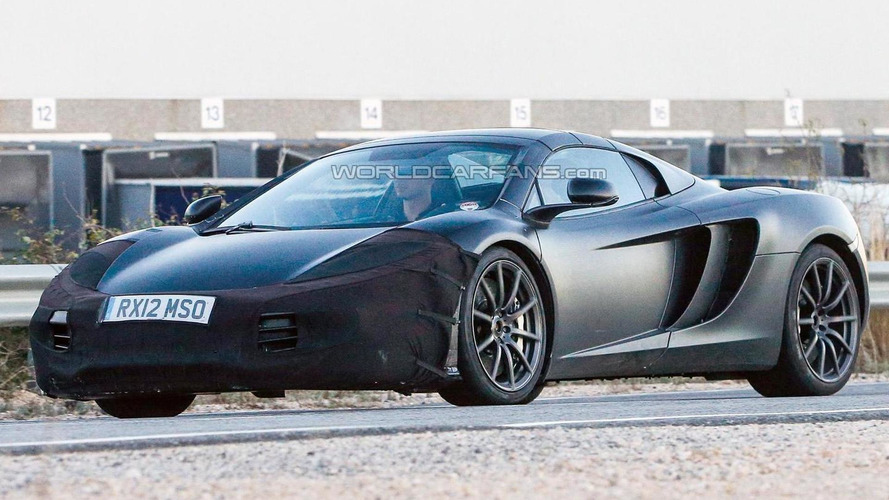 2015 McLaren P13 to have 500 bhp, priced from 180,000 USD – report