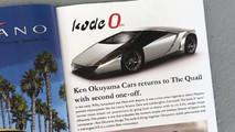 Ken Okuyama Kode 0 first full body view