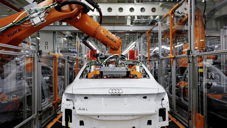 2018 Audi A8 lansman